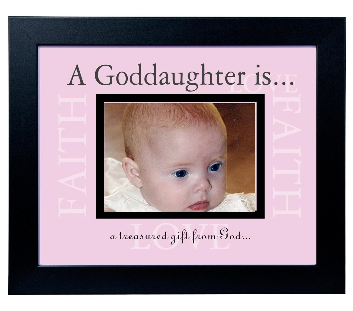 Goddaughter Love 8x10 Frame