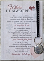 Cat Memorial Key Chain