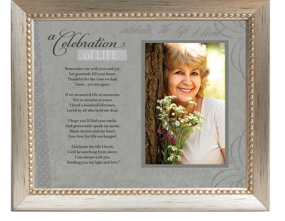 Celebration of Life Memorial Frame