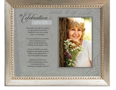 Celebration of Life Memorial Frame