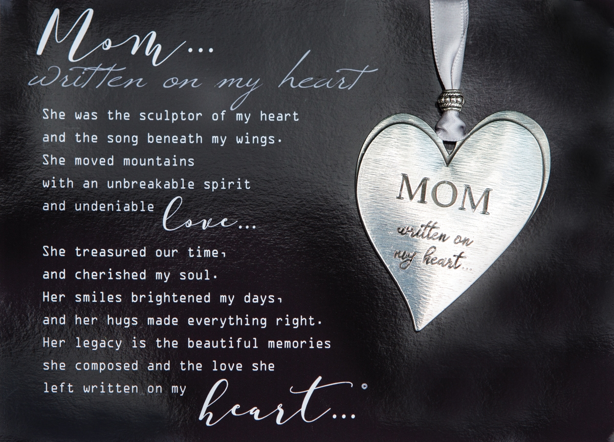 1st Death Anniversary Quotes For Mother: Mom Loss Remembrance Gift
