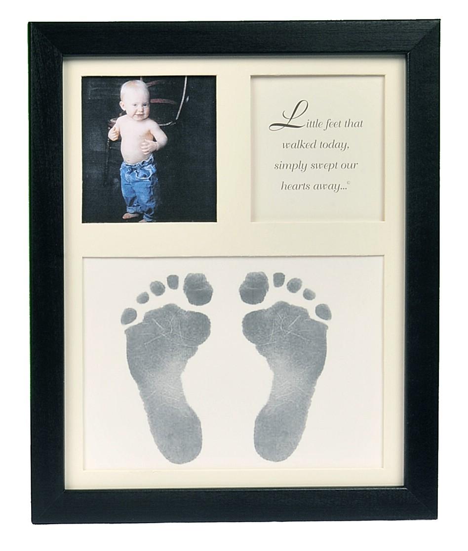 Little Feet Baby Footprint Frame