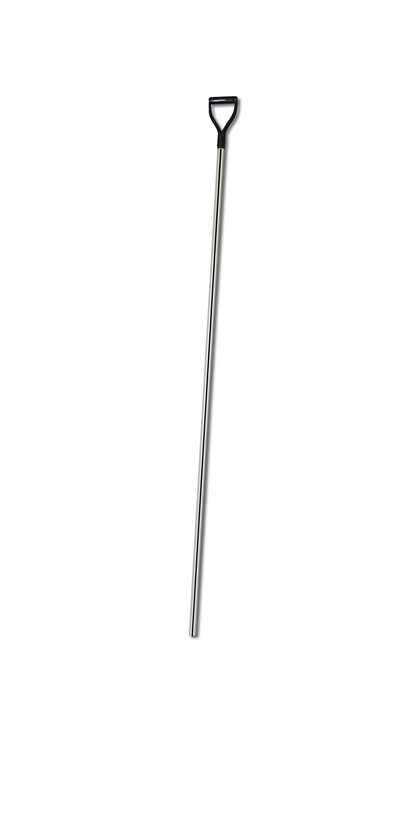 Nupla - 6' Pike Pole Handle, Super Duty  I-Beam, aluminum D-grip