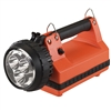 Streamlight - LiteBox Standard System - 120V AC, 12V DC, shoulder strap & mounting rack (8WS) - Orange