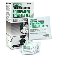 MSA - Towelettes (Pack of 100)