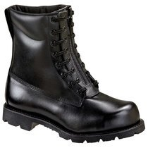 "Thorogood - 8"" Front Zip Steel Toe Station Boot"