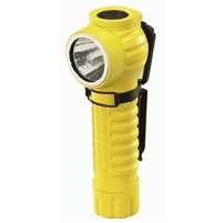 Streamlight - PolyTac 90  with lithium batteries - Yellow