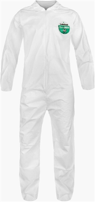 MicroMax NS Disposable Coverall featuring blood and virus protection
