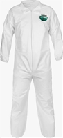 Lakeland MicroMax NS Disposable Coverall, Elastic Wrists & Ankles, with Blood and Viral Protection
