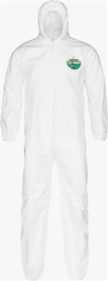 Lakeland - MicroMax NS Coverall; Hood, Elastic Wrist/Ankle, Case of 25