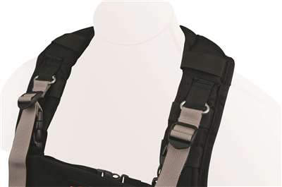 True North - Radio Harness Integration Straps (4 straps)