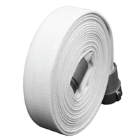 "Key Hose - Forestry 1.5"" Hose - White"