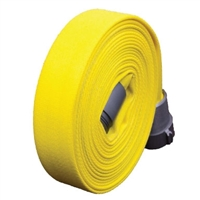 "Key Hose - Forestry 1.5""  Hose - Yellow"