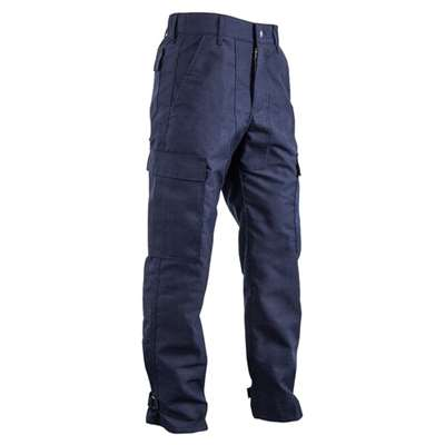 CrewBoss - 6.0 oz. Nomex IIIA Twill Navy Blue