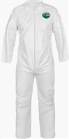 MicroMax NS Disposable Coverall: blood and viral protection