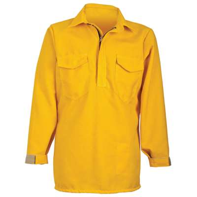 CrewBoss - 6.0 oz. Nomex IIIA Yellow - Hickory