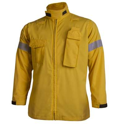 CrewBoss - 7.0 oz. Sigma 4 Star Nomex IIIA Yellow
