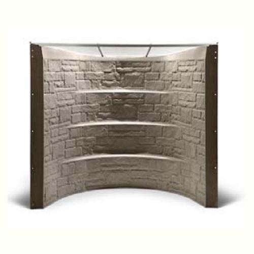 Brick basement window wells Concrete Stonewell Egress Window Well Sandstone Budget Dry Waterproofing Stonewell Egress Window Well Sandstone