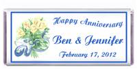 Anniversary Bouquet Candy Bar