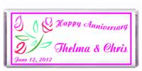 Anniversary Tulip Candy Bar