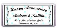 Anniversary Champagne Candy Bar