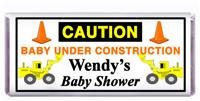 Baby Shower Construction Candy Bar