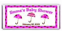 Baby Shower Triple Umbrella Candy Bar