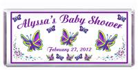 Baby Shower Butterflies Candy Bar