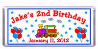 Childrens Birthday Train Candy Bar
