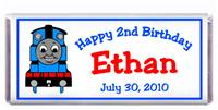 Childrens Birthday Thomas Candy Bar