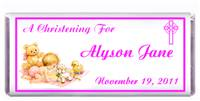 Christening Crawling Baby Candy Bar