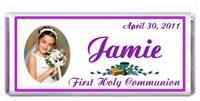 Communion Photo Candy Bar