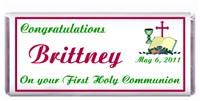 Communion Congratulations Bible Candy Bar