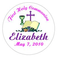 Communion Bible Chalice Cross Lollipop