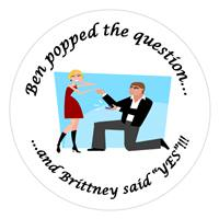 Engagement Proposal Label