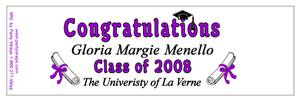 Graduation Diplomas Water Bottle Labels