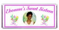 Sweet 16 Photo Bouquet Candy Bar