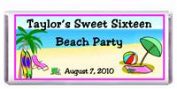 Sweet 16 Beach Candy Bar