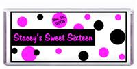 Sweet 16 Polka Dots Candy Bar