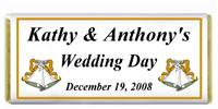 Wedding Wedding Bells Candy Bar