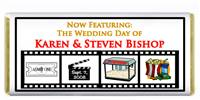 Wedding Movie Film Candy Bar