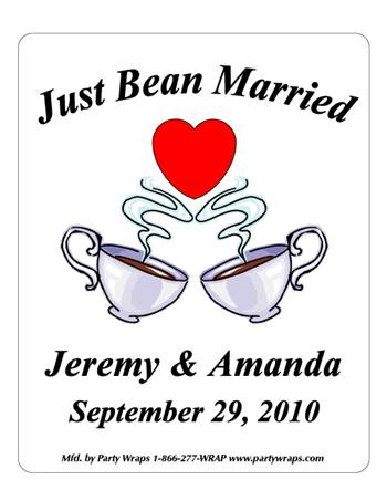 Wedding Coffee Cups
