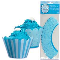 Baby Boy Cupcake Wrapper