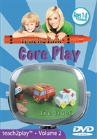 teach2play - Volume 2 - Core Play