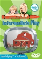 teach2play - Volume 3 - Intermediate Play