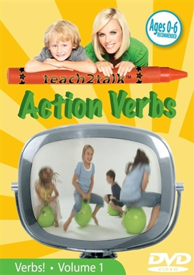 Verbs! - Volume 1 - Action Verbs
