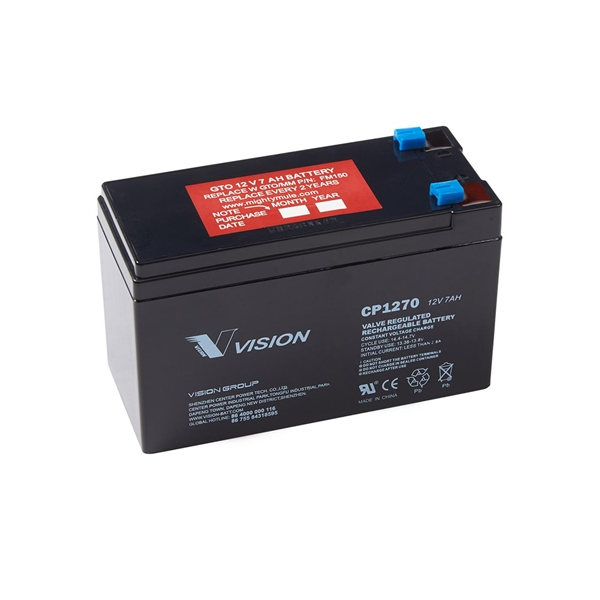 Fm150 Automatic Gate Opener Replacement Battery Mighty