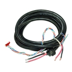 Mighty Mule Power cable, 6� w/ strain relief - PCK506