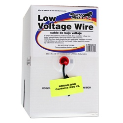 Mighty Mule 250ft roll of Low Voltage Wire- RB509-250