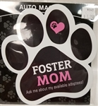 Foster Mom Paw